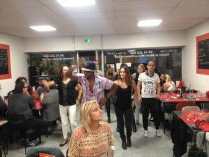 Pizza Latino Party 9.10.15